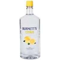 Vodka Burnett'S Citrus 750ml