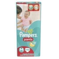 Fraldas Pampers Pants M - 20un
