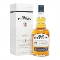 Whisky Old Pulteney 12 Anos 700ml