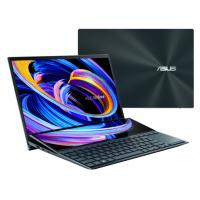 "Notebook Asus ZenBook Duo i7-1165G7 16GB SSD 1TB GeForce MX450 Tela 14""- UX482EG-KA174T"