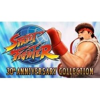 Jogo Street Fighter 30th Anniversary Collection - Nintendo Switch