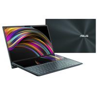 Notebook Asus ZenBook Duo i7-10510U 16GB SSD 1TB GeForce MX250 Tela 14