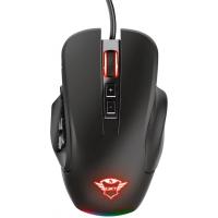 Mouse Gamer Trust GXT 970 Morfix RGB 10.000DPI 14 Botões - 23764