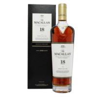 Whisky Macallan Sherry Cask 750ml