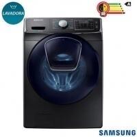 Máquina de Lavar Roupas Samsung AddWash 15Kg - WF15K6500AV/AZ