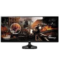 "Monitor LG LED FHD 25"" Class 21:9 UltraWide IPS 5ms 60Hz - 25UM58-P"