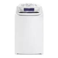 Lavadora de Roupas Electrolux 14Kg com Dispenser Autolimpante - LPR14