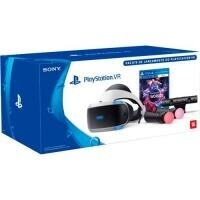 Kit PlayStation VR + Jogo Worlds PS4 - CUH-ZVR2
