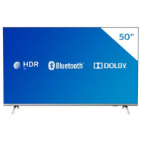"Smart TV LED 50"" 4K Philips 50PUG6654/78"