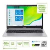 """Notebook Acer i5-10210U 8GB SSD 256GB Geforce MX250 Tela 15,6"""" - A515-54G-53GP"""