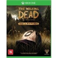 Jogo The Walking Dead Collection - Xbox One