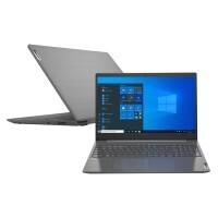 "Notebook Lenovo V15 Celeron N4020 4GB 500GB Windows 10 15.6"" 82NN0000BR"
