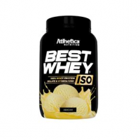 Best Whey Iso Abacaxi Atlhetica Nutrition 900g