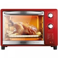 Forno Elétrico Lenoxx Red Gourmet 36 Litros Vermelho - PFO309