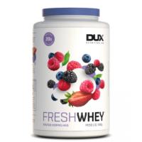Fresh Whey Frutas Vermelhas Dux Nutrition 900g