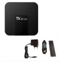 Smart TV Box Tanix TX3 Mini Android 7.1 S905W 2GB Ram Kodi 16GB 4K