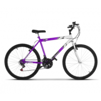 Bicicleta Aro 26 Masculina Bicolor Ultra Bikes