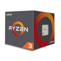 Processador Amd Ryzen 3 1200 am4 - 4 Núcleos - 34ghz - YD1200BBAEBOX