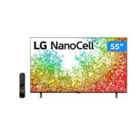 """Smart TV LG Nano Cristal 55"""" ThinQ AI 8K HDR 55NANO95SPA"""