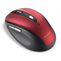 Mouse Sem Fio Multilaser 2.4 Ghz Comfort 6 Botões Usb - MO239