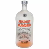 Vodka Absolut Mandrin 1750ml