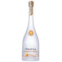 Vodka Pravda Orange 750ml