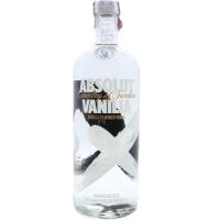Vodka Absolut Vanilla 1 Litro