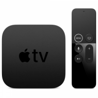 Apple TV 4K 64GB tvOS HDMI Siri