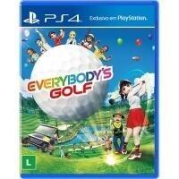 Jogo Everybody's Golf - PS4