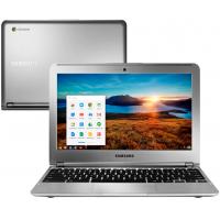 Notebook Samsung Chromebook Exynos 5 2GB 16GB eMMC Tela 11.6\