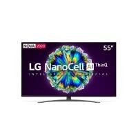 "Smart TV LED 55"" LG NanoCell IPS 120Hz - 55NANO86SNA"