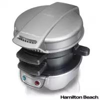 Sanduicheira Hamilton Beach Multiuso - 25475BZ H325475BZPTA
