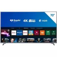 Smart TV 4K 70