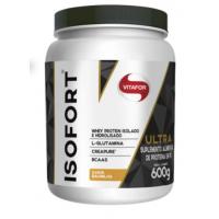 Isofort Ultra Baunilha Vitafor 600g