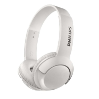 Fone de Ouvido Philips SHB3075WT/00 com Bass+ Bluetooth