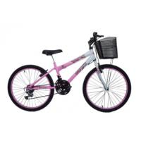 Bicicleta Aro 24 Infantil New Bike