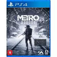 Jogo Metro Exodus - PS4