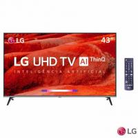 Smart TV 4K LG LED 43