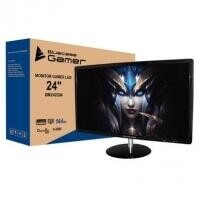 "Monitor Gamer Bluecase LED 24"" Widescreen Full HD HDMI/Display Port FreeSync 144Hz 1ms - BM242GW"