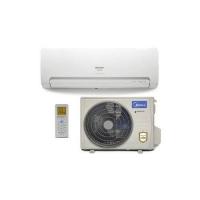 Ar Condicionado Split Midea 12000BTUs Hi Wall Springer Inverter Wi-Fi Frio - 42MBCB12M5