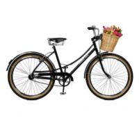 Bicicleta Aro 26 Bella Retrô Master Bike