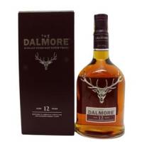 Whisky Dalmore Single Malt 12 Anos 700ml
