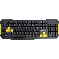 Teclado Gamer Bright USB PC Preto