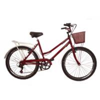 Bicicleta Aro 26 Retrô Classic New Bike