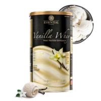 Vanilla Whey Protein Essential Nutrition 900g