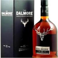 Whisky Dalmore 15y Single Malt 700ml