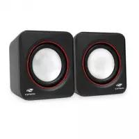 Caixa de Som C3 Tech 2.0 Portátil 3W RMS - SP-301BK