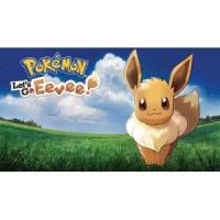 Jogo Pokémon: Let's Go Eevee! - Nintendo Switch