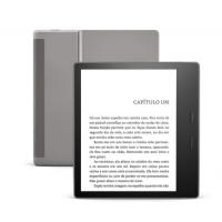 """Kindle Oasis Tela 7"""" 32GB Wi-Fi com Luz Embutida"""