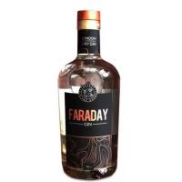 Gin London Dry Faraday 750ml